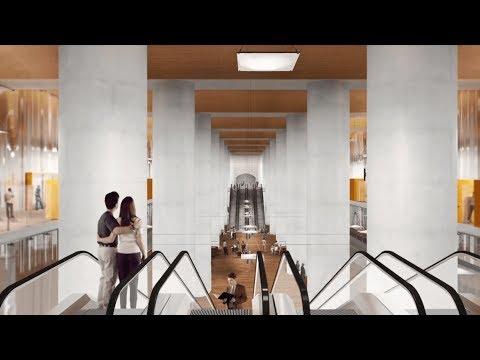 Les travaux de l'été 2017 à La Défense