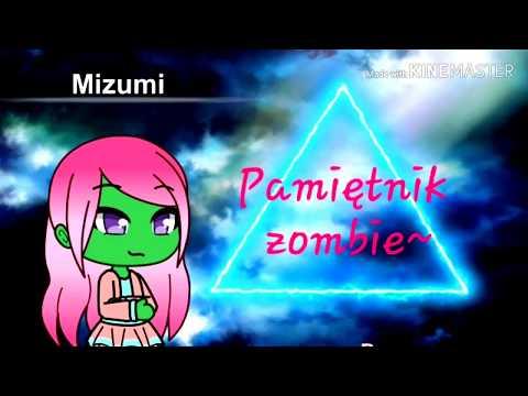 {Pamiętnik zombie}◇Mini movie◇Gacha life po polsku