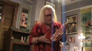 Saxgourmet Model Six CURVED Soprano Saxophone