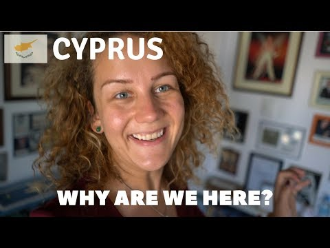 How To Get From Paphos To Limassol To Larnaca | Why Are We In Cyprus