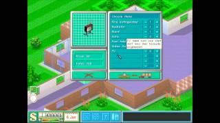 Theme Hospital: Playthrough - #34 Eggsnham - Planning Rooms - Rat Killing Bonus Mission