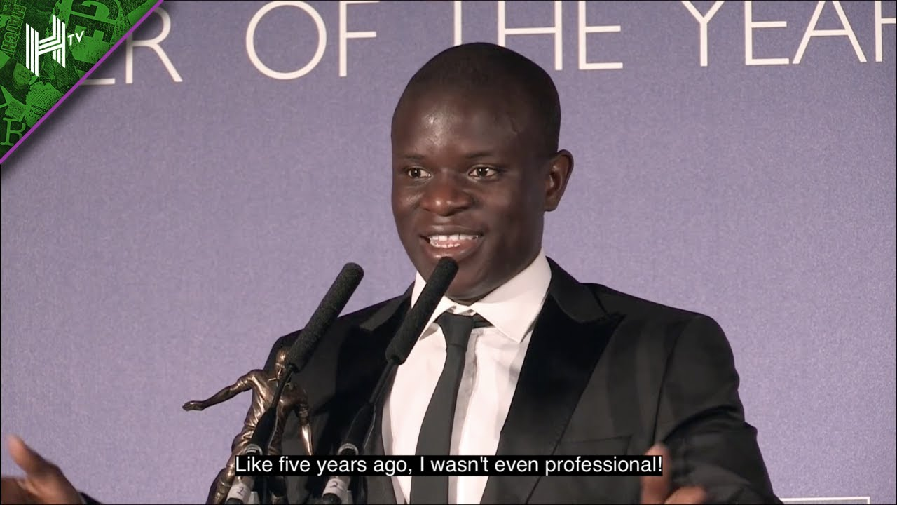 Download 'Five years ago I wasn't even professional!' | Kante explains rise to the top 🌟