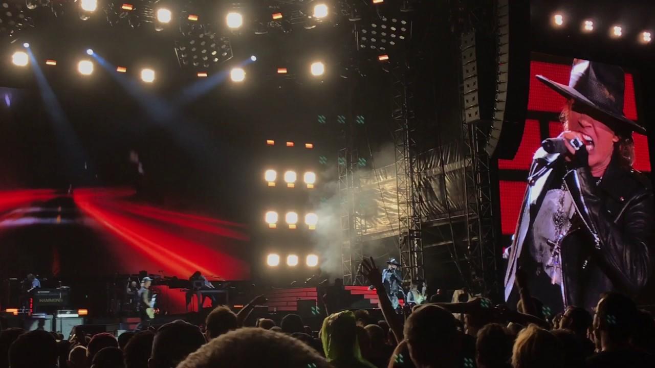 Guns N Roses November Rain Deutsch