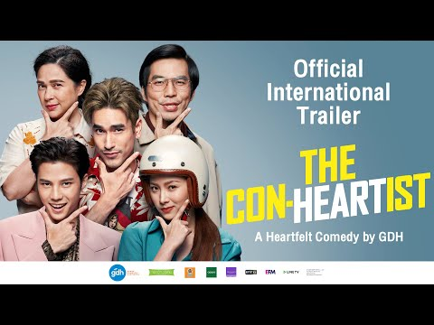 THE CON-HEARTIST   Official International Trailer (2020)