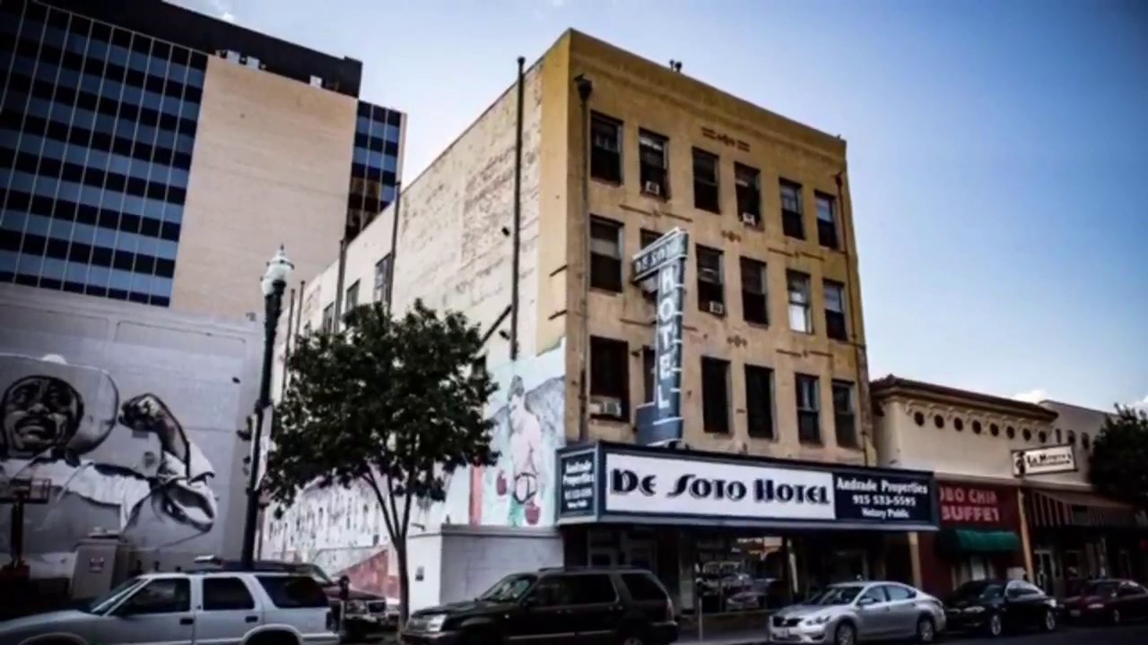 De Soto Hotel Haunting - YouTube