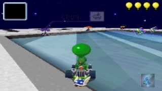 Mario Kart DS - A normal Balloon Battle...