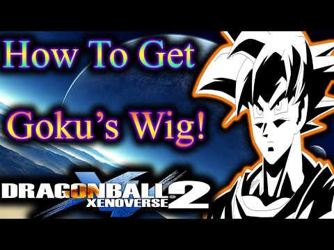 Dragon Ball XenoVerse 2: How To Get Goku's Wig!! - By, Evilerspartan