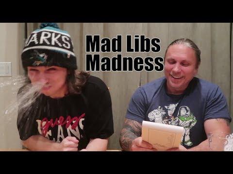 Mad Lib Madness! : BadChoiceNoah