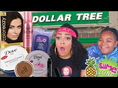 BALLIN ON A BUDGET⎮ WHATS NEW AT THE DOLLAR TREE ⎮Dove e.l.f Ardell La.Color AMAZING FINDS HAUL
