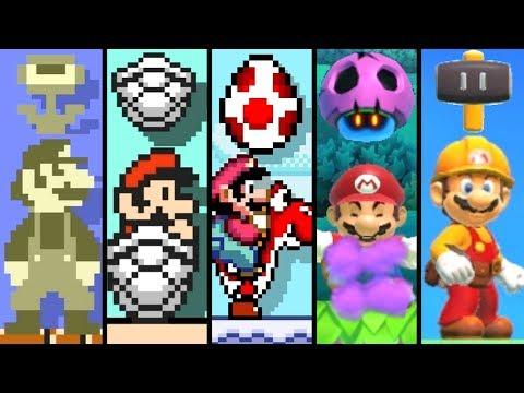 Super Mario Maker 2 - All New Power-Ups