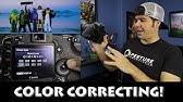 Dynamic Range test in Canon picture profiles - YouTube