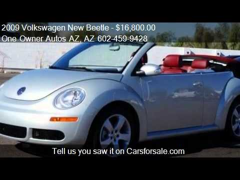 2009 Volkswagen New Beetle 2dr Auto Blush - for sale in Peor