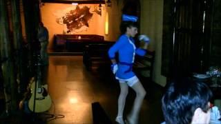 Эротический танец   Стюардесса (стриптиз)