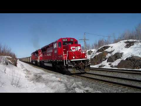 March/April 2019 - Canadian Pacific In Northern Ontario