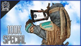 The Most Satisfying Anti-gank Moments in For Honor (100k Special)