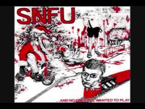 SNFU - Cannibal Cafe