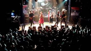 Kontrust - Bomba [HD] live