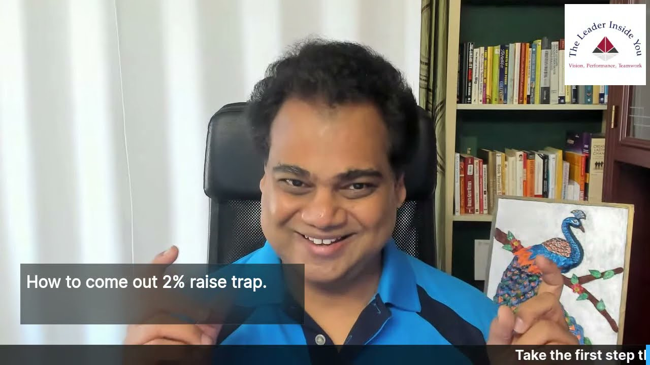 How to get out of 2% Raise trap