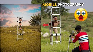 5 CRAZY MOBILE PHOTOGRAPHY Tips To Make Your Instagram Photos Viral (In Hindi)🔥📸