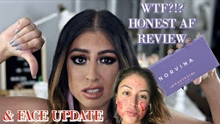 IS ABH NORVINA PALETTE WORTH THE HYPE?: NEW MAKEUP LAUNCHES GRWM