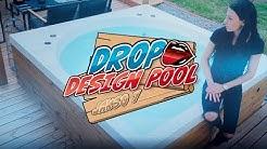 Drop Design Pool -asennus + käyttökokemus