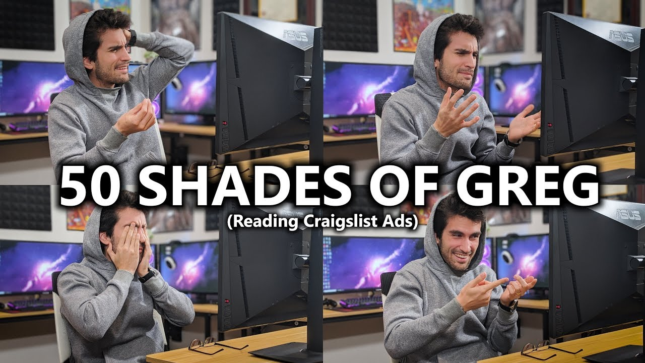Actually DECENT Craigslist Gaming PC Ads?! - YouTube