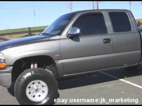 2008 Chevy Silverado Lifted >> 2000 Chevrolet Silverado Z71 4x4 Monster Truck for Sale ...