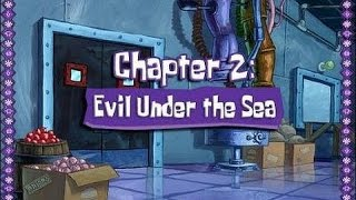 SpongeBob SquarePants - The Movie PC (Chapter 2: Evil Under the Sea) Gameplay