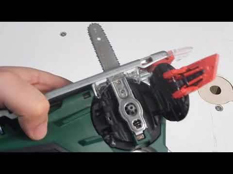 Bosch Advanced Cut 50 Обзор и Тест NanoBlade