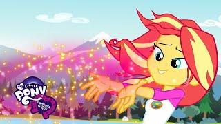 'Embrace the Magic' Music Video ✨ MLP: Equestria Girls | #MusicMonday