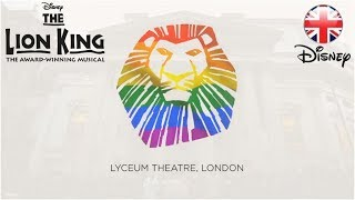 THE LION KING MUSICAL | 'Circle of Life' featuring the London Gay Men's Chorus | Official Disney UK