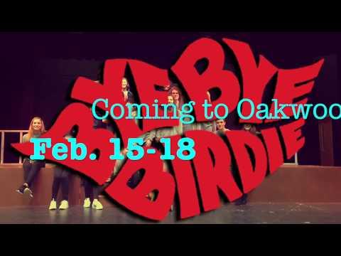 "The Oakwood School Presents ""Bye Bye Birdie"""