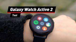 Galaxy Watch Active 2: Samsungs neue Smartwatch im Test | deutsch