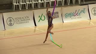 Lennox Hopkins Wilkins - Ribbon - Team/AA - 2018 Pacific Rim Championships