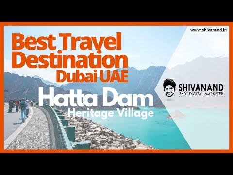 Hatta Dam and Hatta Heritage Village Dubai   Best Travel Destination in Dubai