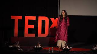 Victory Beyond The Mountain | IAS officer | Tina Dabi | TEDxHansrajCollege