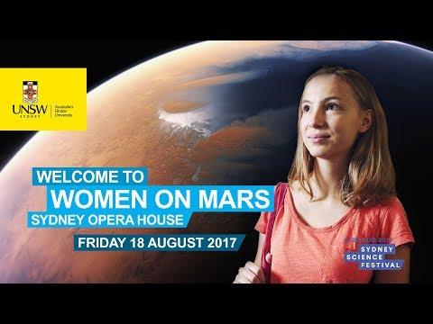 Women on Mars - Live Stream
