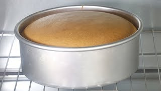 എല്ലാ കേക്കിനും പറ്റുന്ന ഒരു Vanilla Sponge Cake ഉണ്ടാക്കാം.... Fadwas kitchen Easy cake Recipe.