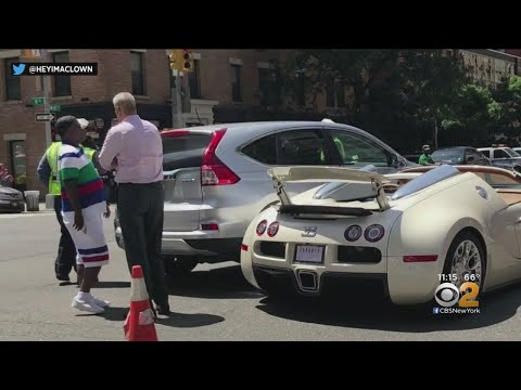 Tracy Morgan Crashes $2 Million Car