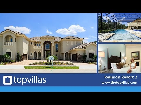 Reunion Resort 2 - Luxury Orlando Vacation Home