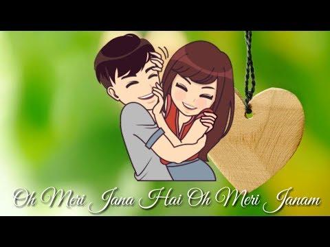 Oh Meri Jana Hai Oh Meri Janam   Whatsapp Status Video