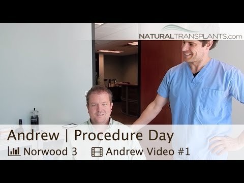Hair Transplant Surgery Overview - Natural Transplants, Fort Lauderdale (Andrew)