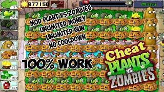 Gambar cover Plant Vs Zombies Mod Apk, No Cooldown,Unlimited Coin/Money, Unlimited Sun, Link Di Deskripsi 👇👇👇