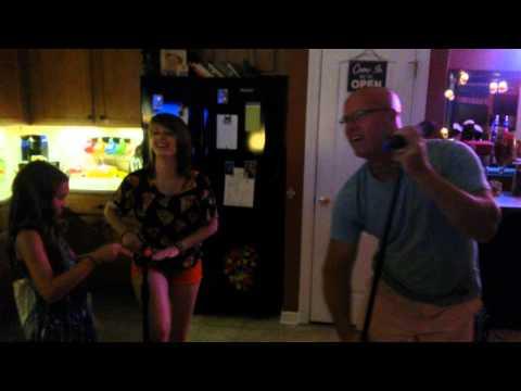 Karaoke and Spoons