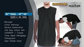 Review ROMPI Sholat ROSHAL Mazhab Apparel