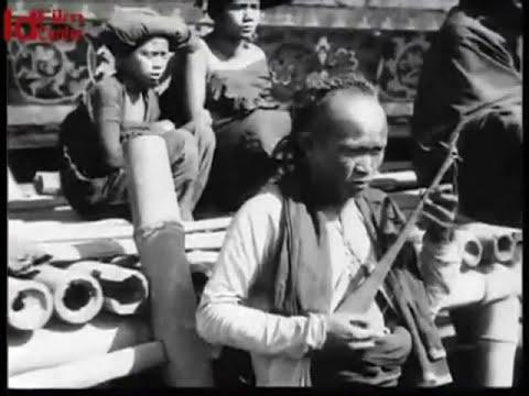Adat Istiadat dan Kesenian Orang Suku KARO TEMPO DULU