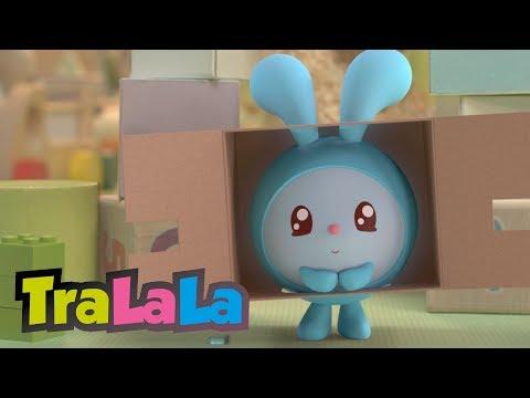 BabyRiki 60MIN (Țopa) - Desene animate | TraLaLa