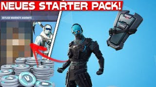 NEW STARTER PACK *GELEAKED*! | Fortnite Starter Package 5 known!