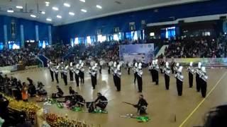 MBGPM ( MARCHING BAND GITA PERSADA MULAWARMAN ) BOMBC 2016