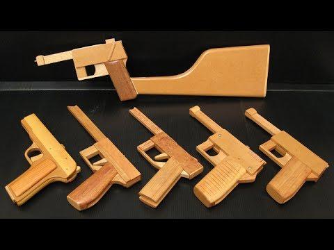 Rubber Band Gun Part 117